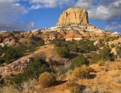 Tim Fitzharris - Square Butte near Kaibito, Arizona