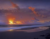 Tim Fitzharris - McArthur beach at sunrise, Florida