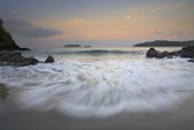Tim Fitzharris - Moon over Playa Espadilla, Costa Rica