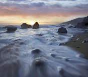 Tim Fitzharris - Kirk Creek Beach, Big Sur, California