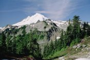 Tim Fitzharris - Mt Baker, Cascade Mountains, Washington