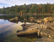 Tim Fitzharris - Eagle Lake, Acadia National Park, Maine