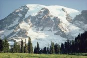 Tim Fitzharris - Mt Rainier, Cascade Mountains, Washington