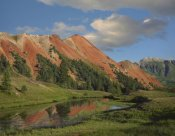 Tim Fitzharris - Red Mountain, Gray Copper Gulch, Colorado