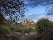 Tim Fitzharris - Organ Mountains near Las Cruces, New Mexico