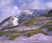 Tim Fitzharris - Elk Mountains with snow in autumn, Colorado