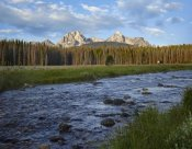 Tim Fitzharris - Sawtooth Range and Stanley Lake Creek, Idaho