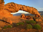 Tim Fitzharris - Sunset Arch, Escalante National Monument, Utah