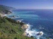 Tim Fitzharris - Big Sur coast from near Grimes Point, California