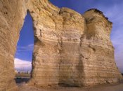 Tim Fitzharris - Arch in Monument Rocks National Landmark, Kansas