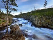 Tim Fitzharris - Firehole river, Yellowstone National Park, Wyoming