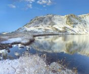 Tim Fitzharris - Pond and Geissler Mountain, Linkins Lake, Colorado