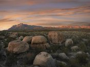 Tim Fitzharris - Boulders at Guadalupe Mountains National Park, Texas