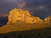 Tim Fitzharris - El Capitan, Guadalupe Mountains National Park, Texas