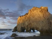 Tim Fitzharris - Natural bridge on El Matador State Beach, California