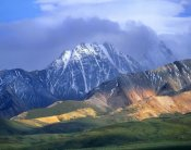 Tim Fitzharris - Alaska Range and foothills, Denali National Park, Alaska