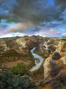 Tim Fitzharris - Winding Yampa River, Dinosaur National Monument, Colorado