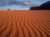 Tim Fitzharris - Sand dunes at Monument Valley Navajo Tribal Park, Arizona