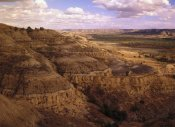 Tim Fitzharris - Badlands in Theodore Roosevelt National Park, North Dakota