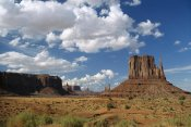 Tim Fitzharris - Landscape view, Monument Valley Navajo Tribal Park, Arizona