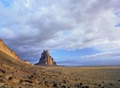 Tim Fitzharris - Shiprock, the basalt core of an extinct volcano, New Mexico