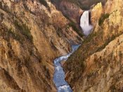 Tim Fitzharris - Lower Yellowstone Falls, Yellowstone National Park, Wyoming