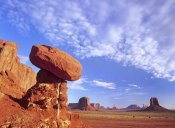 Tim Fitzharris - Mushroom Rock in Monument Valley Najavo Tribal Park, Arizona