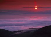 Tim Fitzharris - Sunrise at Hurricane Ridge, Olympic National Park, Washington