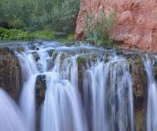 Tim Fitzharris - Rock Falls, Havasu Canyon, Grand Canyon National Park, Arizona