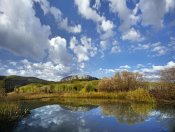 Tim Fitzharris - Pond near East Beckwith Mountain, West Elk Wilderness, Colorado