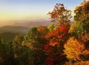 Tim Fitzharris - Blue Ridge Mountains from Bluff Mountain Overlook, North Carolina