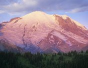 Tim Fitzharris - Mount Rainier at sunrise, Mount Rainier National Park, Washington