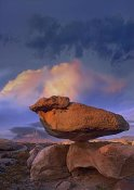 Tim Fitzharris - Balancing rock formation, Guadalupe Mountains National Park, Texas