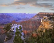 Tim Fitzharris - Wotan's Throne from South Rim, Grand Canyon National Park, Arizona