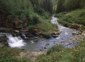 Tim Fitzharris - La Plata River, La Plata Canyon, San Juan National Forest, Colorado