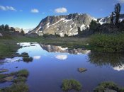Tim Fitzharris - Wasco Lake, Twenty Lakes Basin, Sierra Nevada Mountains, California