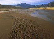 Tim Fitzharris - Patterns in stream bed, Great Sand Dunes National Monument, Colorado