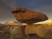 Tim Fitzharris - El Capitan and Balanced Rock, Guadalupe Mountains National Park, Texas