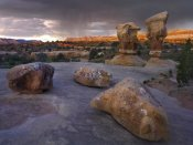 Tim Fitzharris - Devil's Garden sandstone formations, Escalante National Monument, Utah
