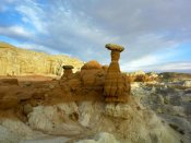 Tim Fitzharris - Toadstool Caprocks, Grand Staircase, Escalante National Monument, Utah