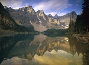 Tim Fitzharris - Wenkchemna peaks and moraine lake, Banff National Park, Alberta, Canada