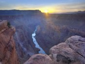 Tim Fitzharris - Sunrise as seen from Toroweap Overlook, Grand Canyon National Park, Arizona