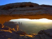 Tim Fitzharris - Mesa Arch at sunset from the Mesa Arch Trail, Canyonlands National Park, Utah