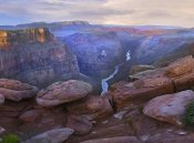 Tim Fitzharris - Toroweep Overlook view of the Colorado River, Grand Canyon National Park, Arizona