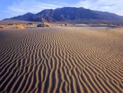 Tim Fitzharris - Tucki Mountain and Mesquite Flat Sand Dunes, Death Valley National Park, California