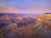 Tim Fitzharris - Grand Canyon as seen from Mohave Point at sunset, Grand Canyon National Park, Arizona