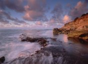 Tim Fitzharris - Dawn from the base of Makewehi Cliffs near Shipwreck Beach, Keoneloa Bay, Kauai, Hawaii