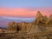 Tim Fitzharris - Sandstone formations in Kaiparowits Plateau, Grand Staircase, Escalante National Monument, Utah