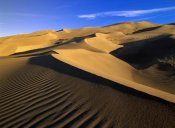 Tim Fitzharris - 750 foot tall sand dunes, tallest in North America, Great Sand Dunes National Monument, Colorado