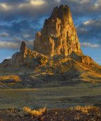 Tim Fitzharris - Agathla Peak, the basalt core of an extinct volcano, Monument Valley Navajo Tribal Park, Arizona